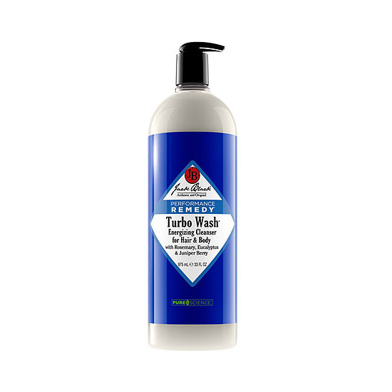 Post-workout recovery isn't just a male concern, which is why you should pick up Jack Black Turbo Wash Body Cleanser ($50). The juniper berry in this wash detoxes the body and helps you recover after your workout. Plus, it's got an aroma that's actually energizing, which is always a good thing.