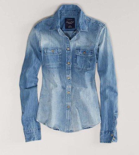 AE Denim Workwear Shirt