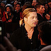 POPSUGAR Celebrity, Fashion, Beauty Instagram: Brad Pitt