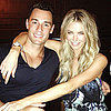 Celebrity Style & Beauty News: Jennifer Hawkins & Jake Wall