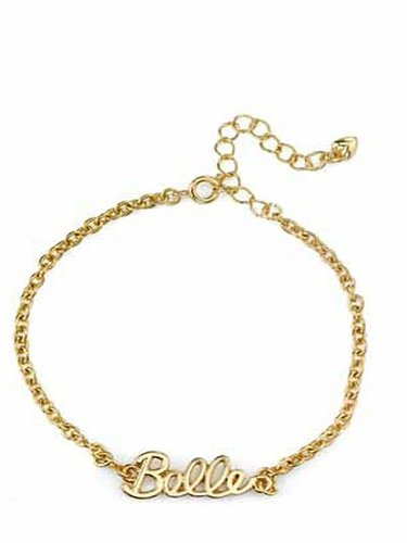 Belle Noel By Kim Kardashian Belle Ankle Bracelet