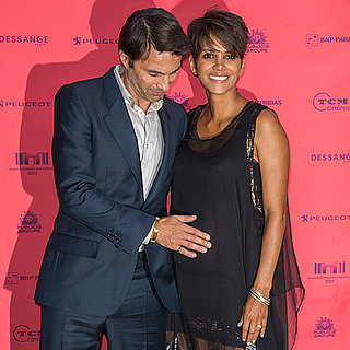 Pics: Halle Berry & Olivier Martinez Having A Boy In Paris