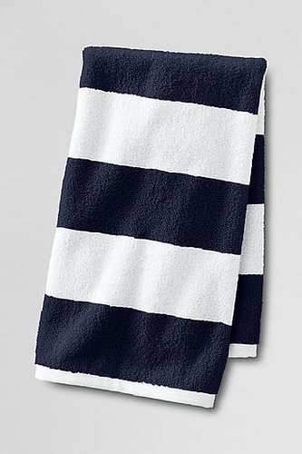 Luxe Essential Stripe Hand Towel