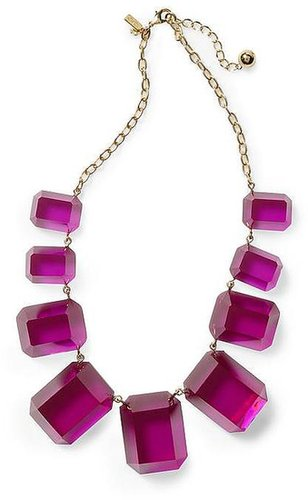 Kate Spade New York Jumbo Jewels Graduated Necklace