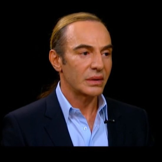 See what John Galliano had to say to Charlie Rose in his first television interview since getting ousted from Dior.