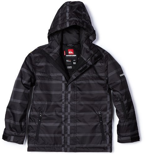 Quik SNOW Boys 8-20 Last Ride Youth Jacket