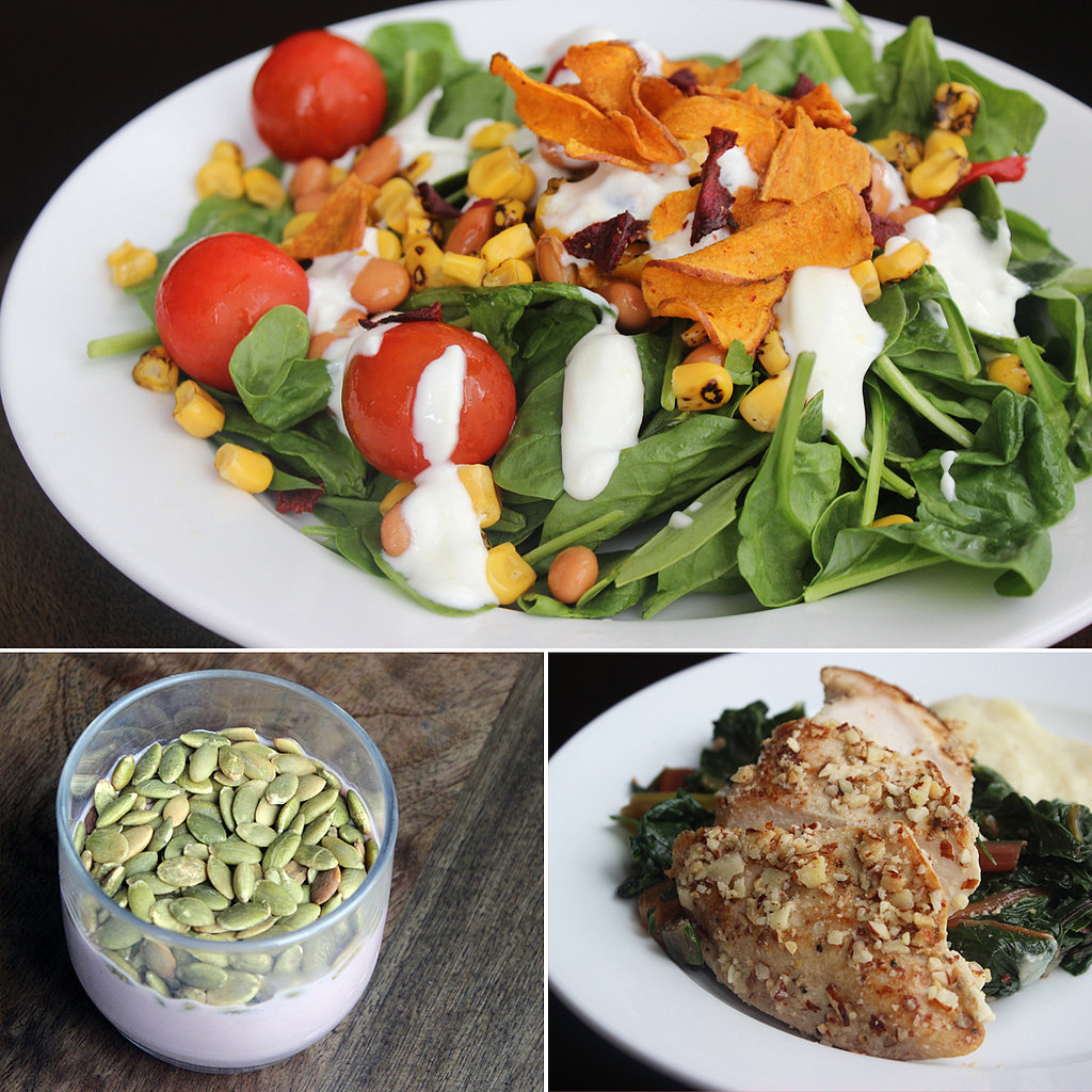 Pretty Prep and Perfect Portions: The Tracy Anderson Food Program