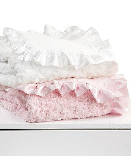 Not only will this boa blanket ($25, originally $36) keep your baby warm, but it's stylish too!