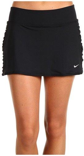 Nike - Tie Breaker Knit Skort (Black/Black/White) - Apparel