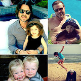 Celeb Parents Share Their Father's Day Pictures