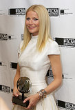Gwyneth Paltrow Blows Into the Windy City
