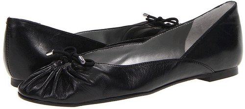 Bandolino - It's Love (Black Leather) - Footwear