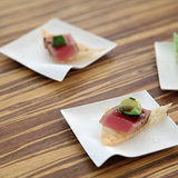 Seared Ahi Tuna With Avocado