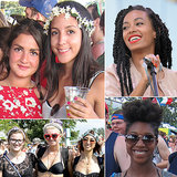 Straight From Tennessee: The Best Festival Beauty From Bonnaroo