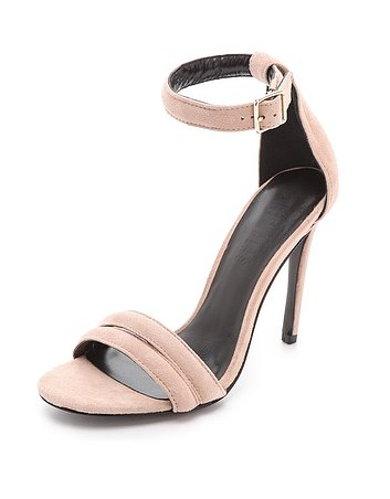 Ankle-strap sandals are all the rage, so get in on these Nicholas Jocelyn sandals ($279) and you'll definitely get wear out of them postwedding.