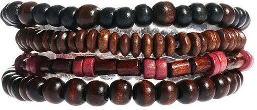 River Island Beaded Bracelet Pack