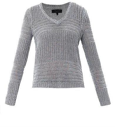 Rag & Bone Janice  textured knit sweater