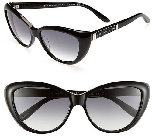 MARC BY MARC JACOBS 56mm Cat's Eye Sunglasses
