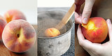 How to Peel Peaches, in Pictures