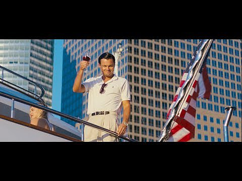"The Wolf of Wall Street: ""Black Skinhead"""
