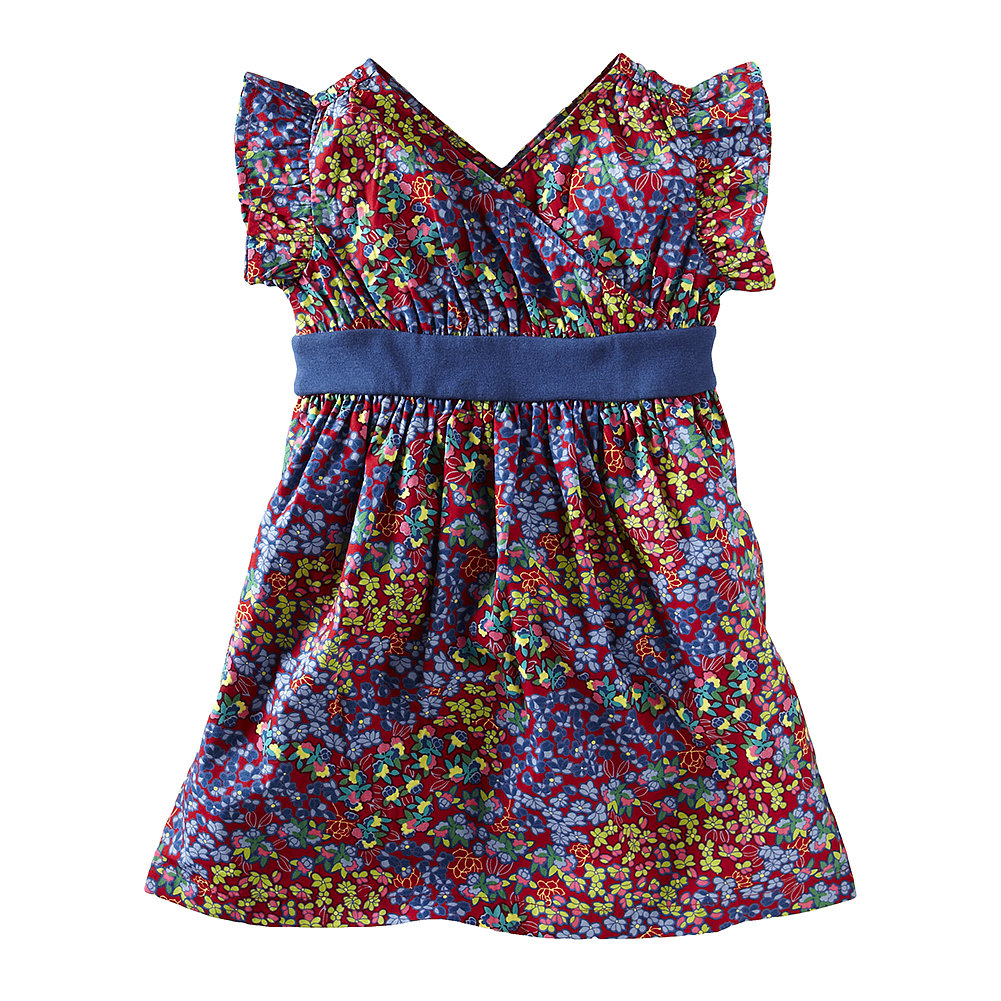 Chinese Garden Flutter Dress ($35)