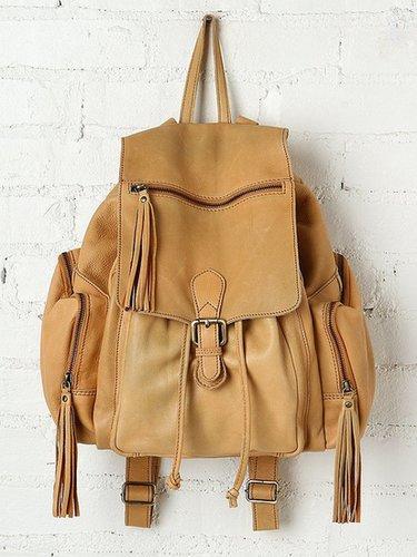 Cut n' Paste Harper Leather Backpack