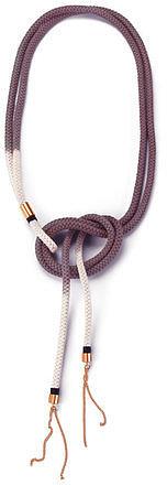 Melloteck Mandarin Necklace Amethyst