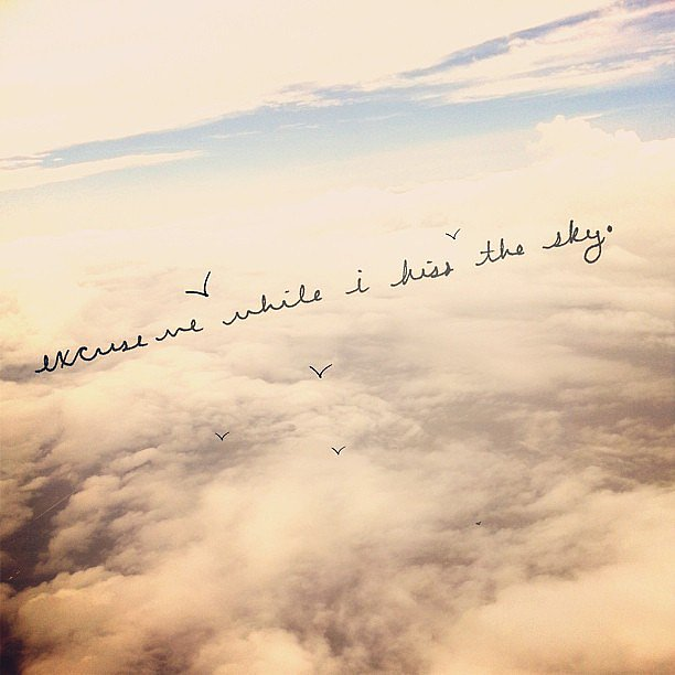 Love takes you to new heights . . .  Source: Instagram user freepeople
