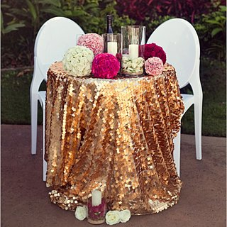 Sweetheart Table DIY Ideas