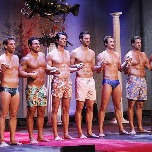 The Bachelorette's Mr. America Pageant | Video