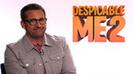 "Despicable Me 2's Steve Carell Tells Us How He Created His Character's ""Terrible Accent"""