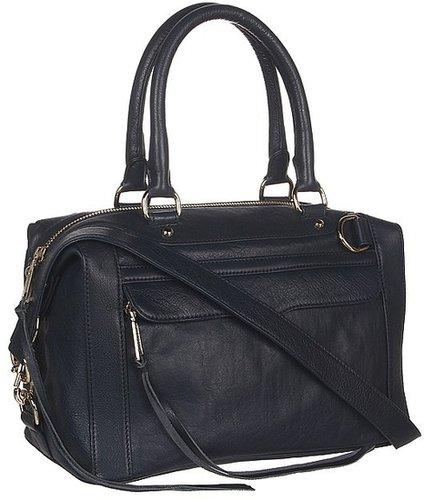 Rebecca Minkoff - Mab Mini (White) - Bags and Luggage