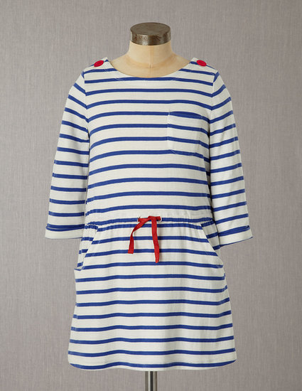 Mini Boden Boat Neck Dress
