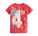 J.Crew Glow-in-the-Dark Fourth T-Shirt