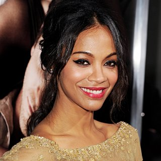 Beauty Looks of Zoe Saldana