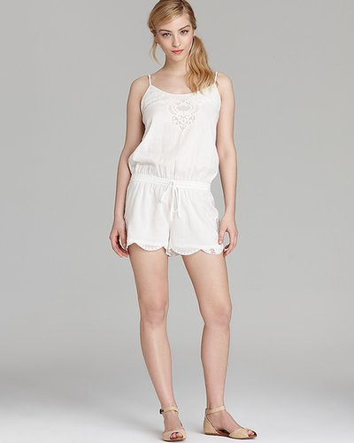 Joie Romper - Liyah Embroidered