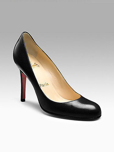 Christian Louboutin Simple 100 Leather Pumps
