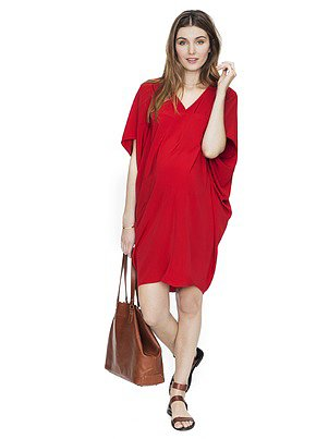 The Hatch Collection Slouch Dress