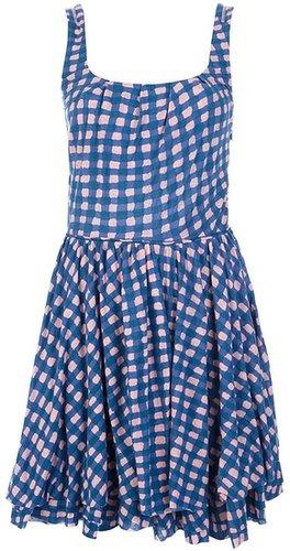 Marc By Marc Jacobs sleeveless print dress