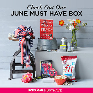 POPSUGAR Must Have Box June 2013 Contents