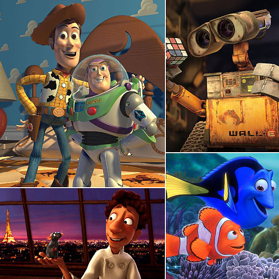 Weigh In on Pixar Movies — Wonderful or Whatever?