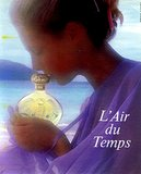 This Nina Ricci L'Air du Temps perfume elicited beach dreams with its idyllic ocean setting.  Source: Flickr user Veronique3