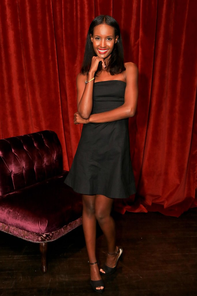Fatima Siad at the Spectral premiere in New York. Source: Will Ragozzino/BFAnyc.com
