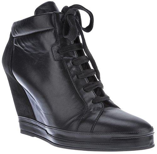 A.F.Vandevorst 'X2191' wedge sneaker