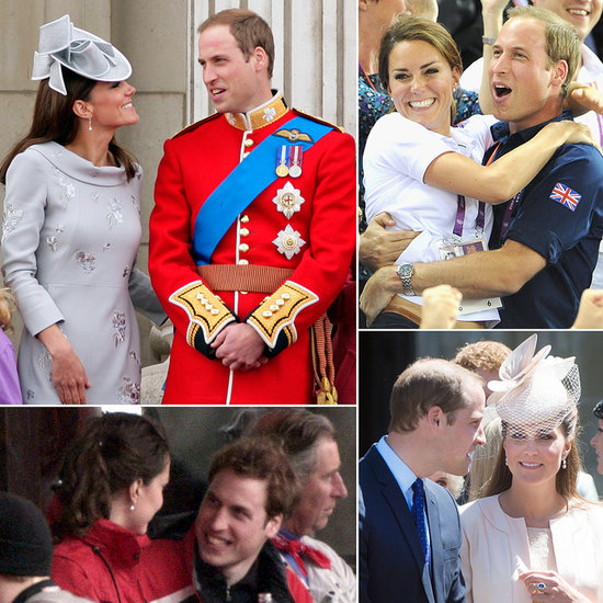 Will and Kate Welcome a Boy — See Their Sweetest Moments Through the Years!