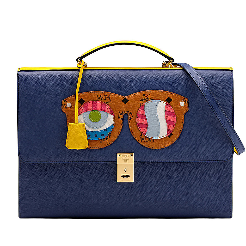 The Bags Have Eyes: Craig & Karl Delivers a Kooky-Cool Line For MCM