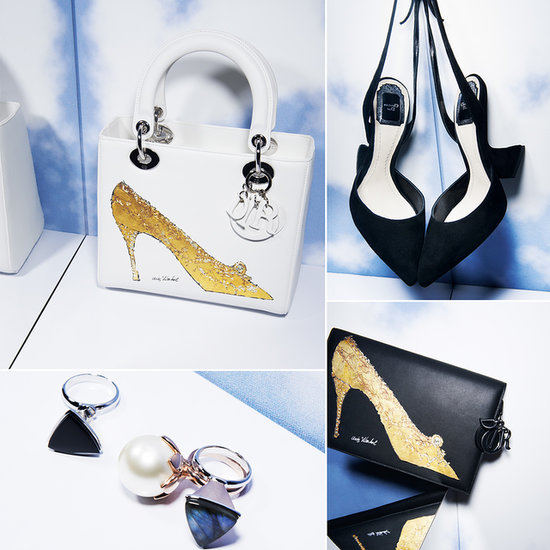 Christian Dior's Fall 2013 Accessories Get Artsy