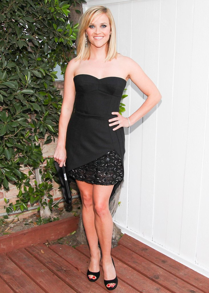 Reese Witherspoon at the LA Dance Project benefit gala in Los Angeles. Source: Aleks Kocev/BFAnyc.com