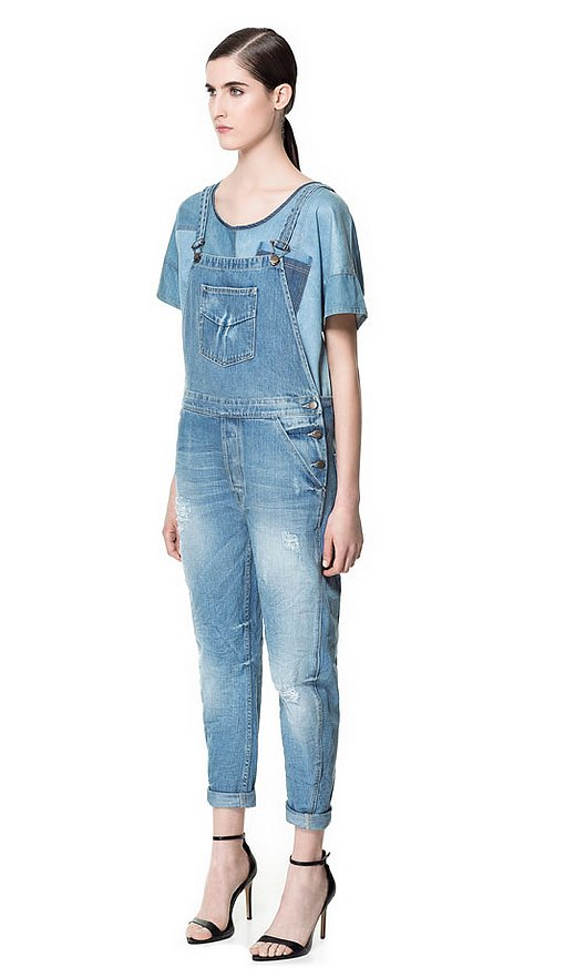 OK, we admit it, not everyone can pull off overalls, but if you think you can, then score this Zara denim jumper ($60, originally $80). You'll definitely get major style cred wherever you go.