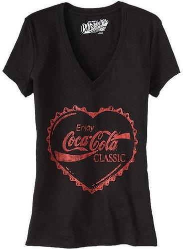 Women's Coca-Cola® V-Neck Tees